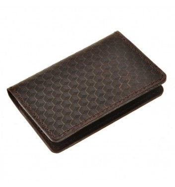 Card Case 6.0 Walnut Carbon