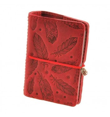 Card Case 7.0 Coral-Feather