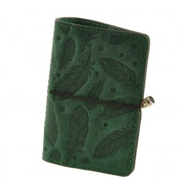 Card Case 7.0 Emerald-Feather