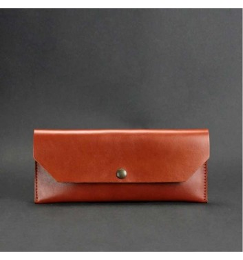 Wallet-Envelope Cognac