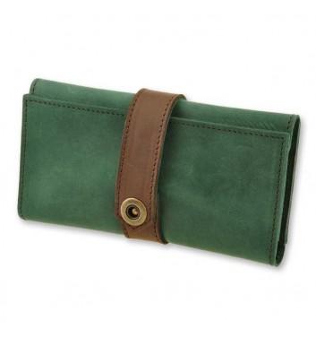 Wallet 3.0 Emerald-Walnut