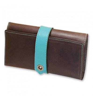 Wallet 3.0 Walnut-Tiffany