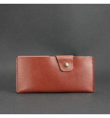 Purse-Wallet 8.0 Cognac