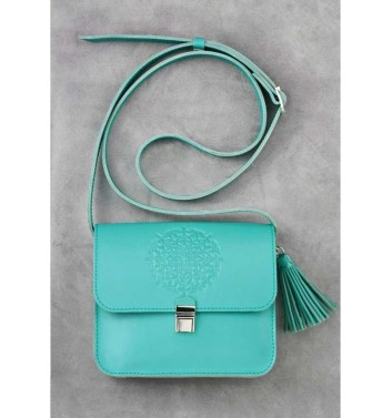 "Boho bag ""Lilu"" Tiffany"