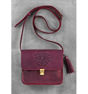 "Boho bag ""Lilu"" Grape"