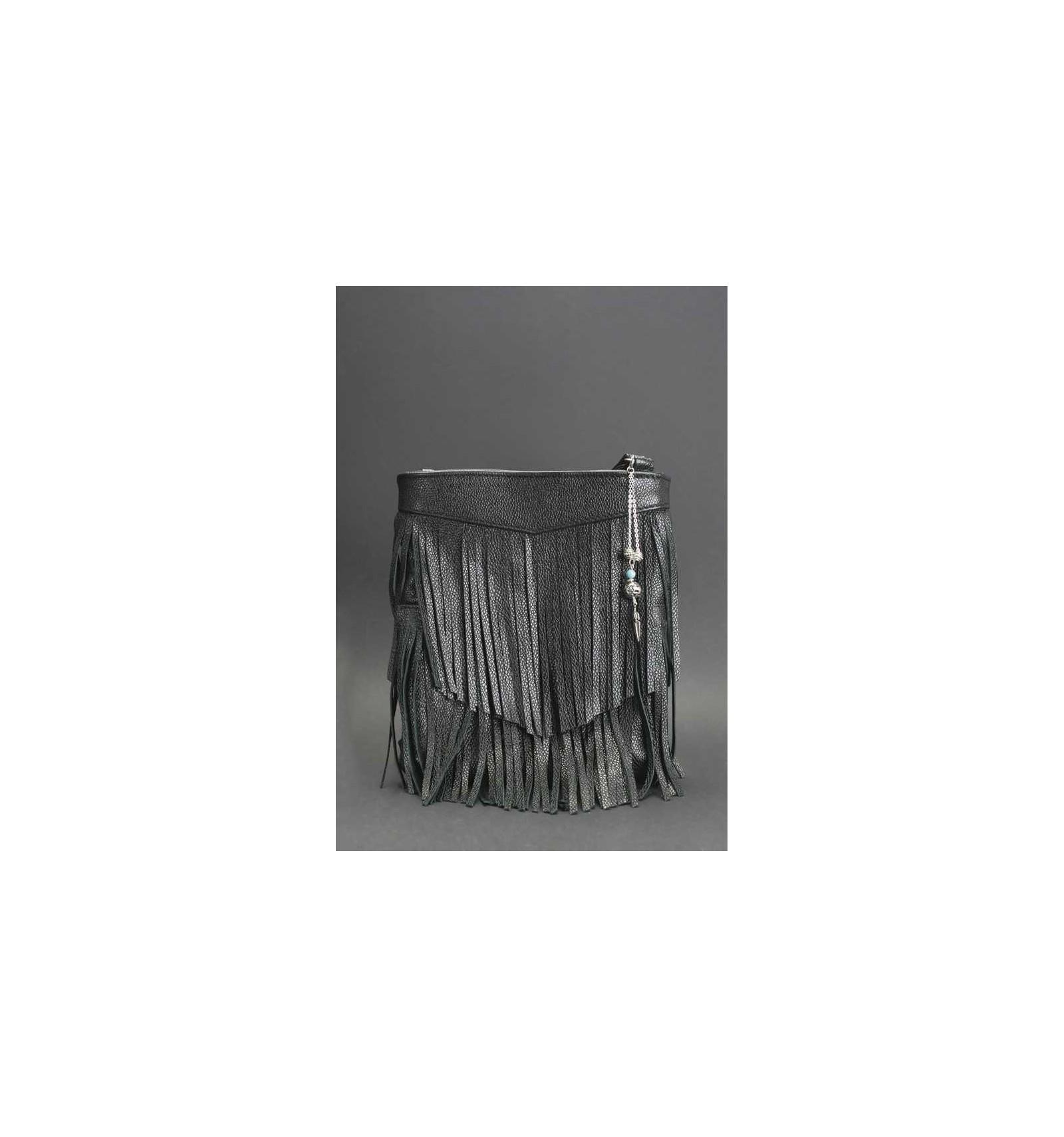 Сумка Blanknote міні-кроссбоді Fleco Онікс  5d8e318ecbbeb