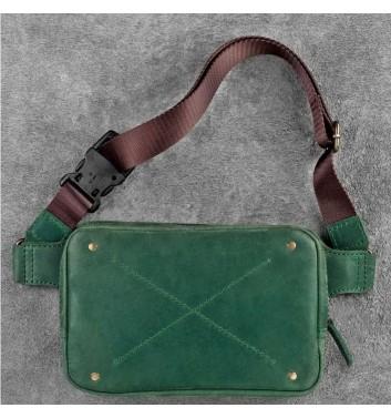 "Waist Bag ""DropBag"" Emerald"