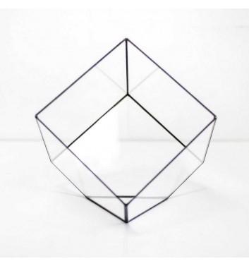 """Florarium """"Cube"""""""