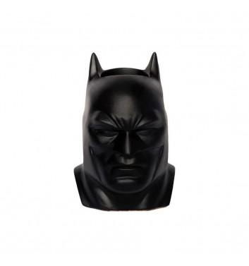 """Pot organizer Vase-Head """"Batman"""" Black"""