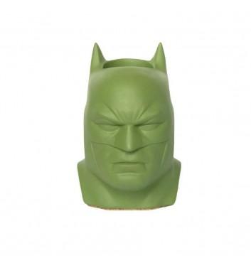 "Pot organizer Vase-Head ""Batman"" Green"