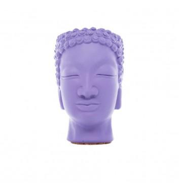 "Вазон-органайзер Vase-Head ""Будда"" Purple"
