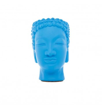 "Вазон-органайзер Vase-Head ""Будда"" Blue"