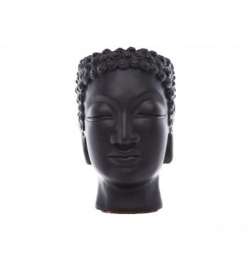 "Вазон-органайзер Vase-Head ""Будда"" Black"