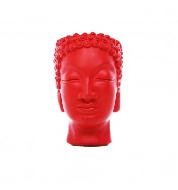 "Вазон-органайзер Vase-Head ""Будда"" Red"
