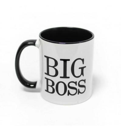 """Чашка ПМ """"Big boss"""""""