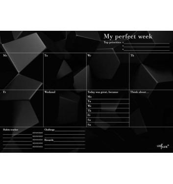 """Еженедельник-планер отрывной A4 """"My perfect week"""""""