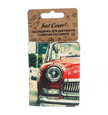 """Обкладинка на ID картку """"Mini Cooper"""""""