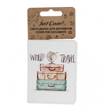"Обложка на ID карточку ""World travel"""