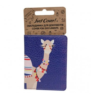 "Cover on ID card ""Camel"""