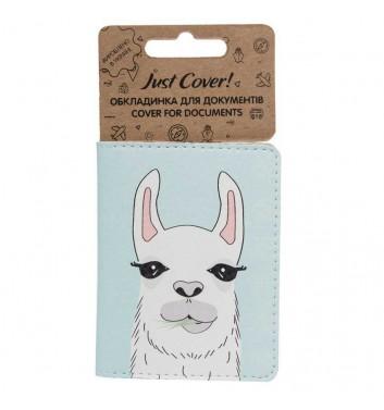 """Cover on ID card """"Llama"""""""