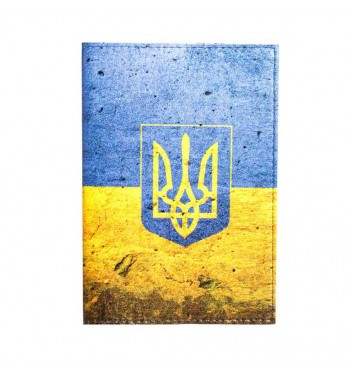 "Cover for passport ""Ukraine"""
