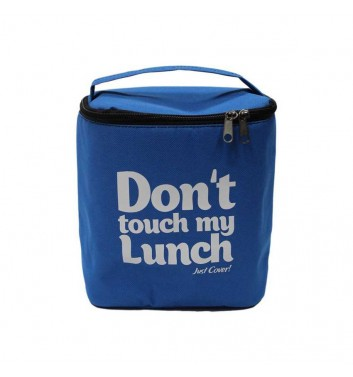 "Lunch-bag ""My lunch"" Maxi Light Blue"