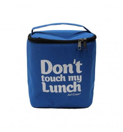 """Lunch-bag """"My lunch"""" Maxi Light Blue"""