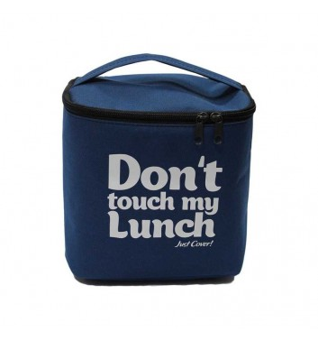 "Lunch-bag ""My lunch"" Maxi Blue"