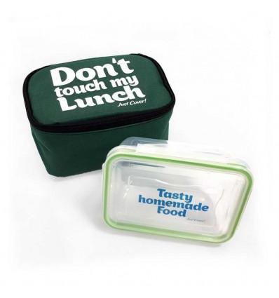 "Lunch-bag ""My lunch"" Standart Green"