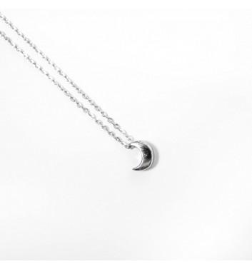Pendant Argent jewellery Moon