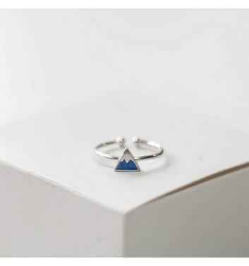 Кольцо Argent jewellery Mountains
