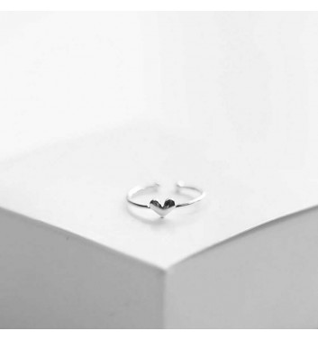 Ring Argent jewellery Heart