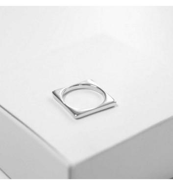 Кольцо на фалангу Argent jewellery Square