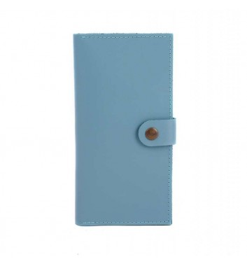 Бумажник Raystone Leo Голубой