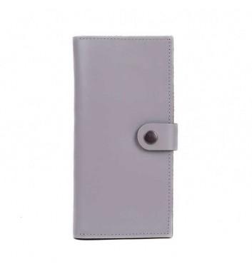Бумажник Raystone Leo Серый