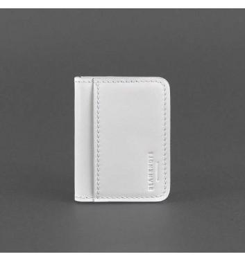 Кард-кейс Blanknote 4.0 (с окошком) Белый