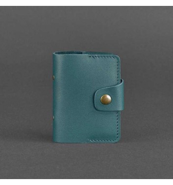 Card Case Blanknote 7.1 Malachite