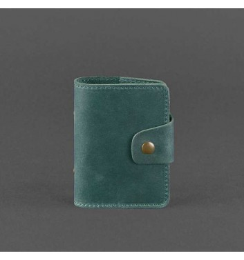 Card Case Blanknote 7.1 Emerald