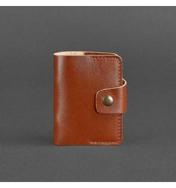 Card Case Blanknote 7.1 Cognac