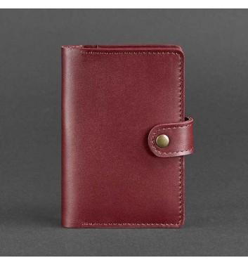 Обкладинка для паспорта Blanknote 3.0 Виноград