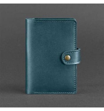 Cover for Passport Blanknote 3.0 Malachite