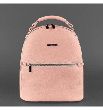 Рюкзак кожаный Blanknote Kylie Барби