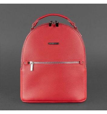 Рюкзак кожаный Blanknote Kylie Рубин