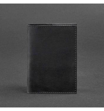 Обкладинка для паспорта Blanknote 1.2 Графіт