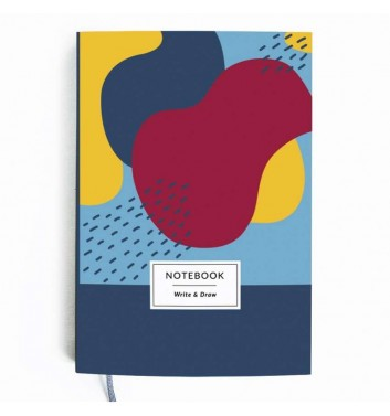 "Notebook Write&Draw ""Spots"""