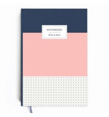"Notebook Write&Draw ""Dots"""