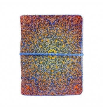 Business card holder Indian sun