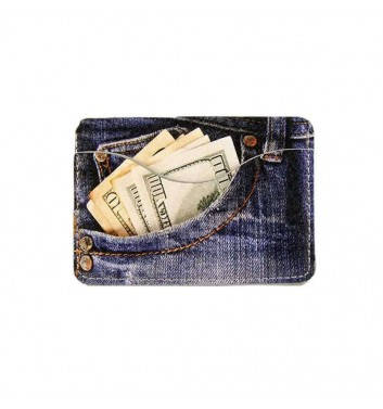 Pocket for business cards Jeans Money