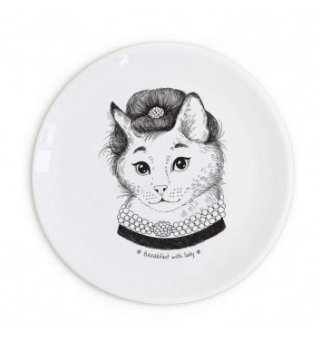 Plate Orner Store Audrey