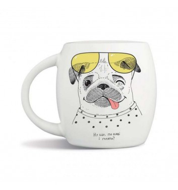 Cup Orner Store Jolly pug